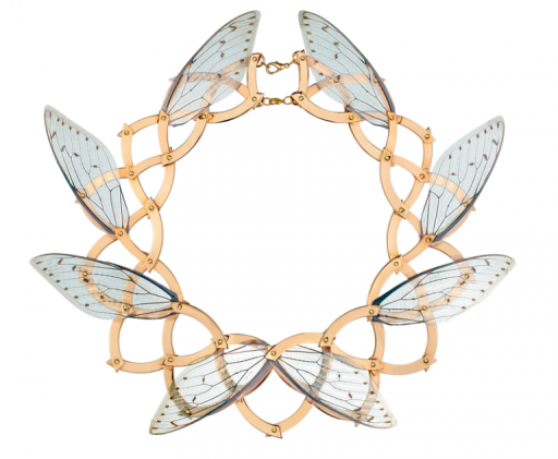 HAREMROYAL firefly_regal_necklace